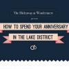 Hideaway Hotel Windermere Anniversary Infographic