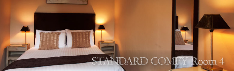 Interior of Standard Comfy Room at the Hideaway Windermere