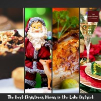 The Best Christmas Menus in the Lake District