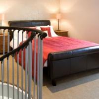 hideaway hotel bedroom