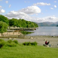 The Magic of Derwentwater Image sourced from wikimedia.org.