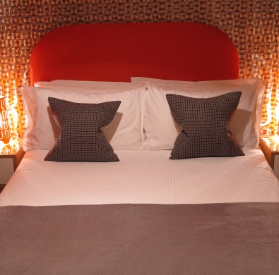 Bedroom accommodation at luxury B&B The Hideaway at Windermere
