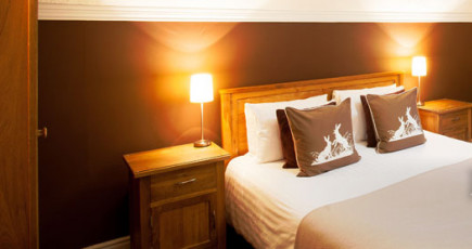 Large Standard Comfy Room at the Hideaway at Windermere