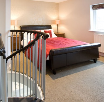 Luxury room in Lake District hotel The Hideaway at Windermere