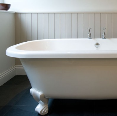 Luxury double ended bath at The Hideaway at Windermere Hotel