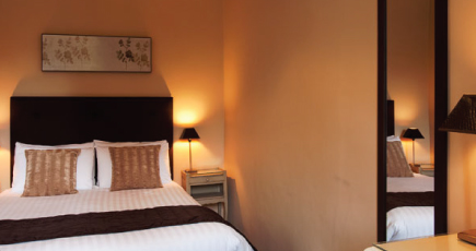 Standard Comfy Room at the Hideaway at Windermere Hotel