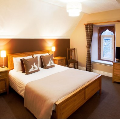 Interior at luxury accommodation in Windermere