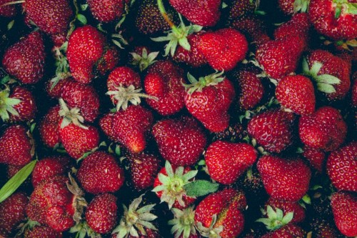 Picture of some strawberries